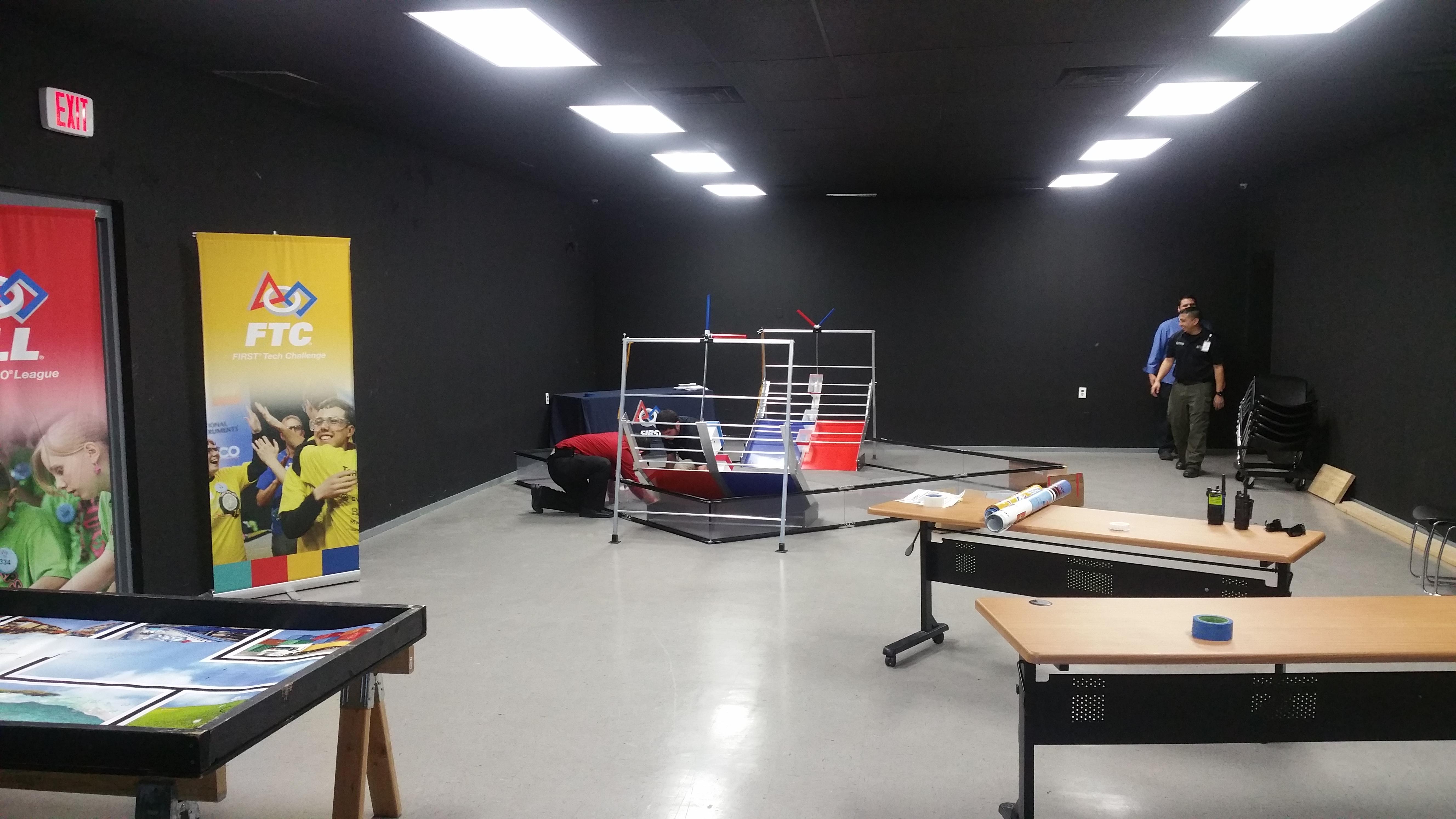 First Robotics Lab In Pharr